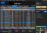 888 Poker Tournament Lobby