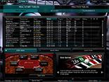 PKR Poker Cash Game Lobby