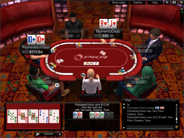 Top Poker Sites