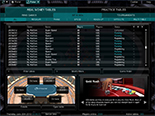 PKR Poker Sit and Go Lobby