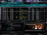 PKR Poker Tournament Lobby