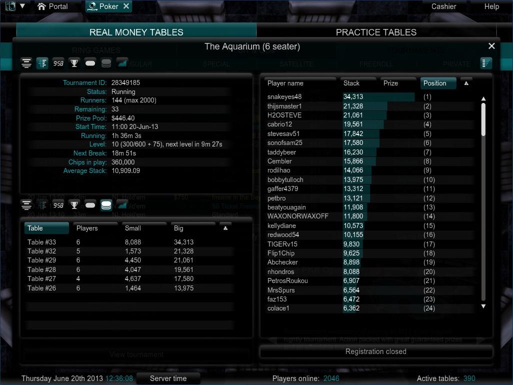 Pkr poker site review