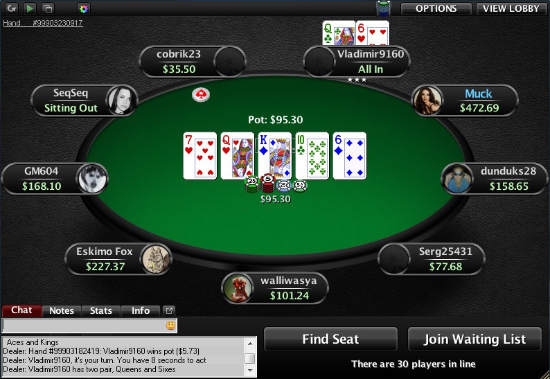 Best Poker Site Uk