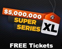 888 Poker XL Series 2017